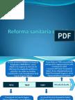 Reforma Sanitaria en Chile