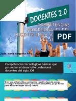 Competencias Profesionales Del Docente en La Sociedad Del Siglo Xxi 2
