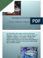 Metodos de Investigacion Cualitativos Febrero2009