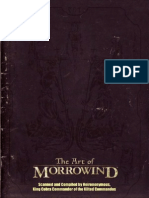 The Elder Scrolls 3 - The Art of Morrowind.pdf