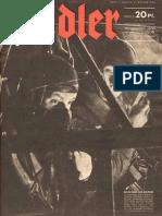 Der Adler - Jahrgang 1944 - Heft 01 - 04. Januar 1944