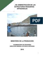 Nuevo Manual de Infraestructuras 2010