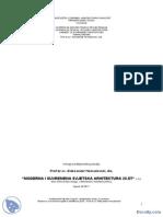 Savremena Arhitektura 20 Veka-Skripta-Savremena Arhitektura-Arhitektura PDF