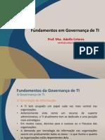 Fundamento de Governança de TI