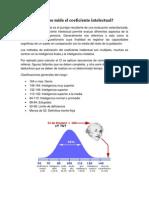 Cómo Se Mide El Coeficiente Intelectual