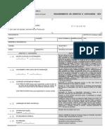 Documentacao RDV RequerimentoDeDireitosEVantagens