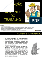 Overview_Prevenção de Acidentes 2012