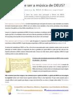 EscolinhaMusical.com.br - ARTIGO - Como deve ser a música de DEUS.pdf