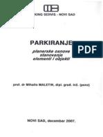 PARKIRANJE - Mihailo Maletin