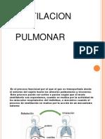 UNIDAD II- SEMINARIO Ventilacion Pulmonar