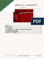 V. I Manual