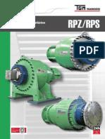 TGM Planetarios RPZ Port