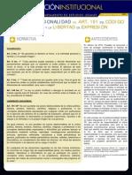 analisissentenciaart191medioscomunicacionfusades