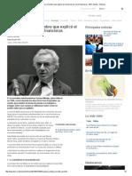 Hyman Minsky, El Hombre Que Explicó El Secreto de Las Crisis Financieras - BBC Mundo - Noticias