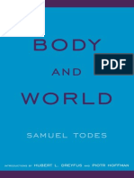 S. Todes Body and World Todes