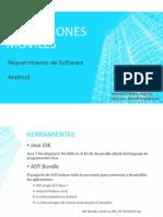 Requerimientos Sw Android