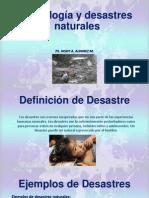Psicología y Desastres Naturales