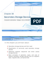 Chapter 08-Secondary Storage