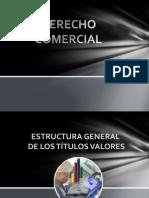 Derecho Comercial - Titulos Valores - Universidad