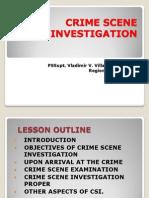Crime Scene Invest