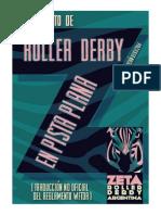 Reglamento RD WFTDA 20140301 - ZeTA v20140408