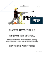 Manual de Perforadoras Jackleg