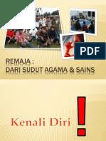 Slot 3 Remaja Dari Sudut Sains Dan Islam