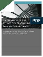 MBTI Diagnostico de Estilos de Personalidad (1)