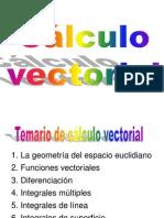 Calculo Vectorial Propedeutico Optica 2012 IV. Integrales Multiples
