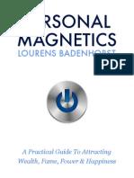 Lourens Badenhorst - Personal Magnetics [Sample]