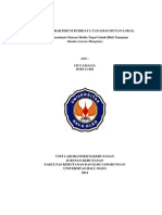 Laporan Lengkap Praktikum Budidaya Tanaman Hutan Lokal ( BTHL)