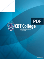Catalog CBT College