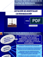 acrerditaci+¦n y categorizaci+¦n