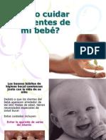 Cuidado Dental Del Recien Nacido