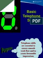 Topic 2 Basic Telephone Skills
