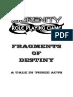 Fragments of Destiny