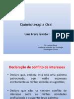 Quimiterapia Oral