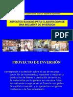 Elementos Basicos Proyectos