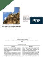 Caracterizacion Geomecanica Del Cerro Callacpuma