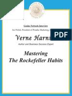 Genius Network Verne Harnish Interview