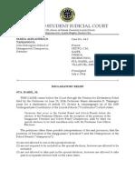 Declaratory Relief 07062014