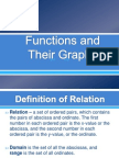 02 - Relations Functions and Their Graphs - Part 1