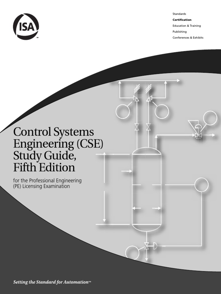 cse study guide 5th ed control theory test assessment