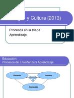 Triada y Teorias Del Apje Para FACE 2013