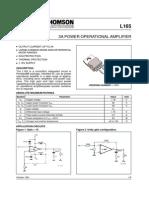 Datasheet Dc Motor