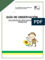 Guia de Observación Exploracion 3ra Jornada