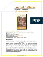 Cautiva Del Italiano - Lynne Graham