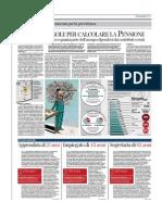 Tutte Le Regole Per Calcolare La Pensione