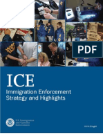 ICE Immigration Enforcement Strategy and Highlights (Jan. 2006)