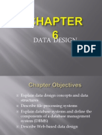 Chp6 Data Design